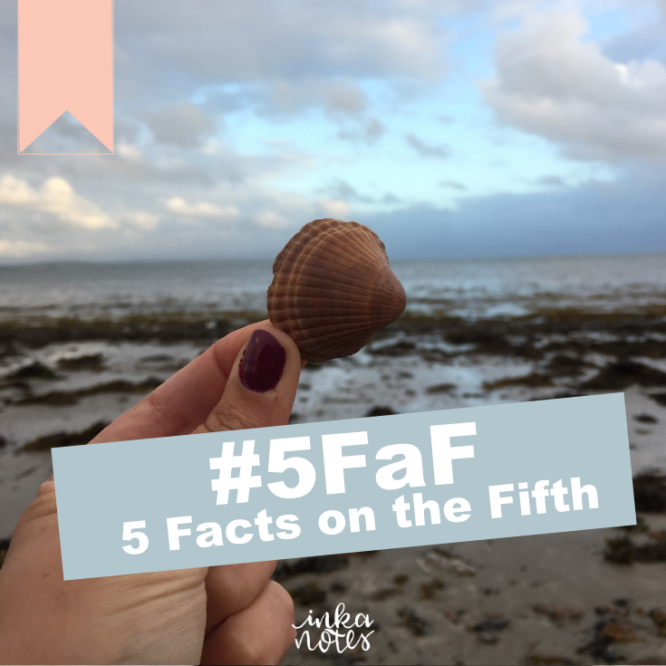 #5faf-pinterest-inkanotes-calligraphy-watercolour #fivefactsonthefifth 5 facts on the fifth