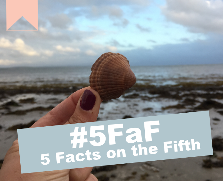 5 Facts on the Fifth – #5FaF #FÜNFFRAGENAMFÜNFTEN   #FIVEFACTSONTHEFIFTH