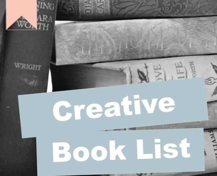 Favourite Creative Books