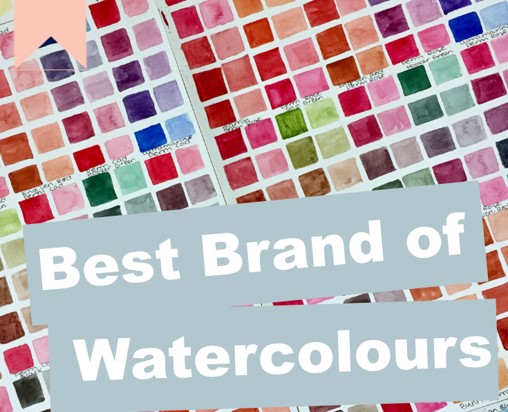 What are the best Watercolours to buy?