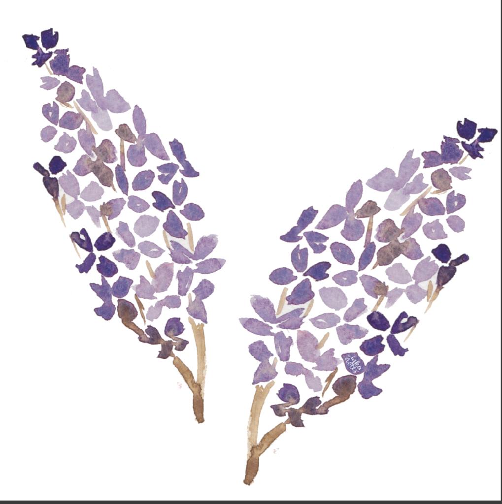 liliac-sample-monogram-floral-watercolour-custom-painting-inkanotes-irish-ireland-calligraphy-botanical-watercolour