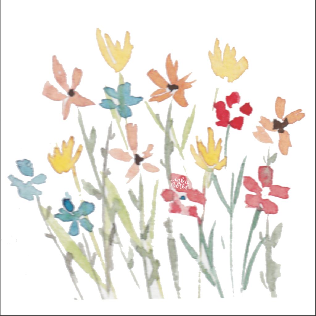 wildflowers-sample-monogram-floral-watercolour-custom-painting-inkanotes-irish-ireland-calligraphy-botanical-watercolour