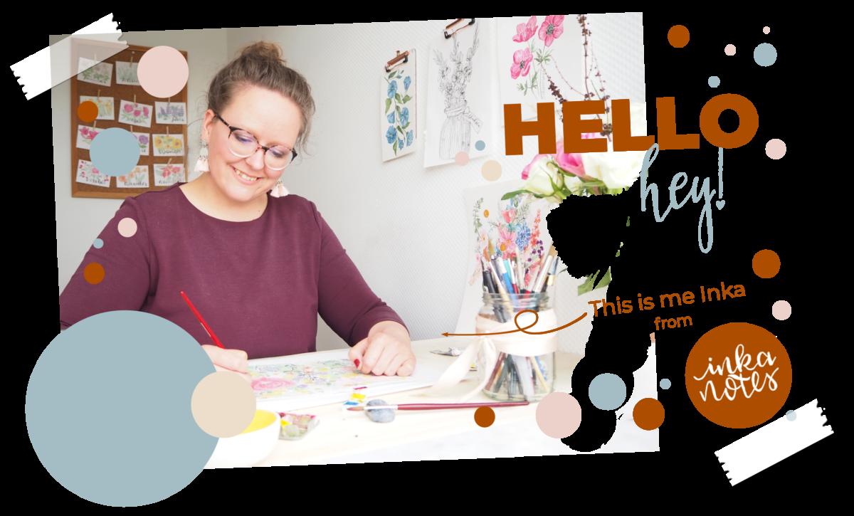 header-webpage-inkanotes-calligraphy-watercolor-artist-licensing-surface-pattern-designer-tape